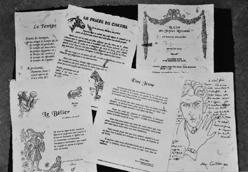 Les Textes Imprimés Cadeau Personnalisé Dentreprise D